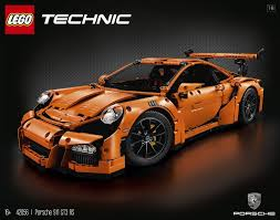 orange porsche amazon com lego technic porsche 911 gt3 rs toys u0026 games