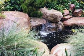 fish pond construction garcia rock and water design blog