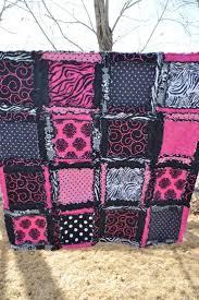 Pink Zebra Bedroom Designs 125 Best Quilts Images On Pinterest Pink Black Pink And
