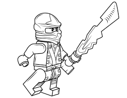 lego ninjago cole coloring page free printable coloring pages
