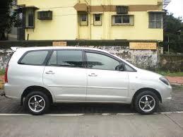 lexus used mumbai buy 2007 diesel used toyota innova 2 5 v 7 seater car cnd36309