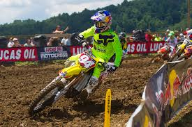 how to be a pro motocross rider suzuki cycles racing motocross