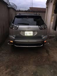 lexus rx 350 for sale nairaland reg lexus rx330 for sale very very clean autos nigeria