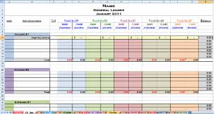 Free Accounting Spreadsheet Best Accounting Programs 6 Cg