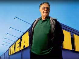 Where Is Ikea Furniture Made by How Ikea Founder Ingvar Kamprad Became A Billionaire Business