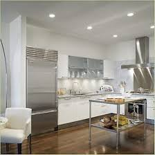 stainless steel kitchen ideas get a minimal and modern look with a shiny stainless steel kitchen