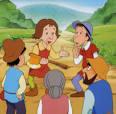 เรียนภาษาอังกฤษจากนิทานอีสปเรื่อง เทพเมอคิวรี่กับคนตัดไม้ (Mercury ...