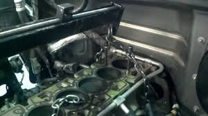 2003 trailblazer engine removal youtube