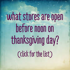 25 melhores ideias de stores open on thanksgiving no