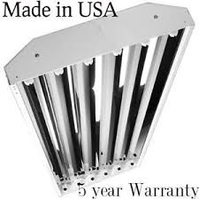 t5 fluorescent light fixtures 6 t5 fluorescent high low bay light fixtures 6 lamp new specular ebay