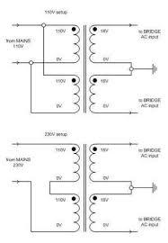 transformer wiring diagram transformer wiring diagrams instruction