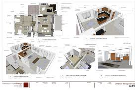 roof plan construction documents 3d models renderings drawings
