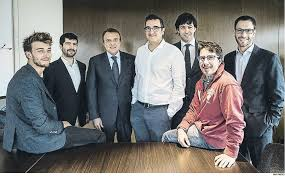 Challenge La Vanguardia News Site