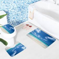 Non Slip Bathroom Rugs by Online Get Cheap Patterned Bath Rugs Aliexpress Com Alibaba Group