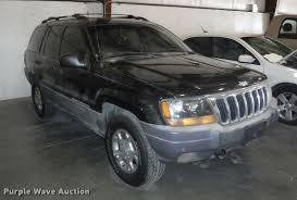purple jeep grand cherokee 1999 jeep grand cherokee laredo suv item j5678 sold aug
