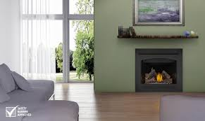 36 Electric Fireplace Insert by Napoleon Ascent 36 Gas Fireplace B36