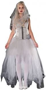 Ghost Halloween Costume Haunting Beauty Ghost Costume Party Fall