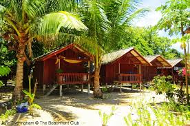 beach bungalows thailand koh samui tidal treasures