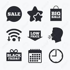 black friday sale sign sale speech bubble icon black friday gift box symbol big sale