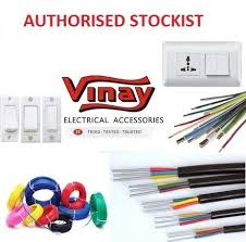 Electrical Accessories Vinay Electrical Accessories Suyog Enterprise Wholesale