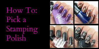 nail art 101 how to pick a stamping polish lazy betty