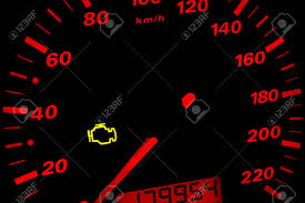 places that do free check engine light check engine light car dashboard in closeup stock photo picture