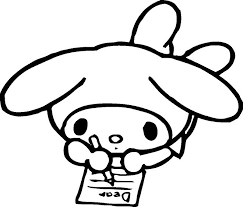 sanrio coloring pages 36 best hello kitty coloring pictures images on pinterest