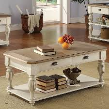 How To Decorate An End Table Lovely Coffee Table Magnificent Round