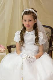 holy communion dress communion embroidered dress with pan collar