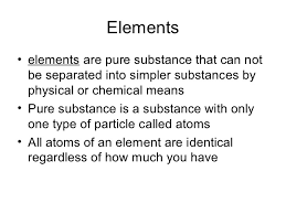 mixtures solutions elements compounds