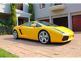 yellow lamborghini aventador for sale 2004 yellow lamborghini gallardo gallardo r 1 550 000 in johannesburg