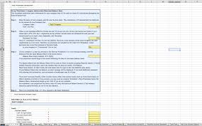 Capital Budgeting Spreadsheet by Software As A Service Company Business Plan Template Saas Sample