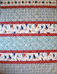 Nautical Quilt Serendipitijoy Nautical Quilt 2 Finished
