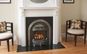Fireplaces In Homes - gas u0026 electric inserts for small coal fireplaces