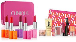 amazon clinique black friday deals clinique 6 piece lipstick set u0026 piece bonus set only 29 50