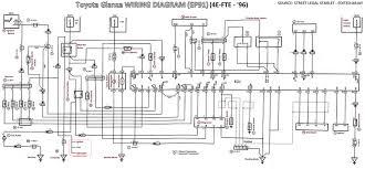 glanza wiring diagram toyota wiring diagrams instruction