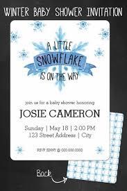 best 25 snowflake baby shower ideas on pinterest snowflake