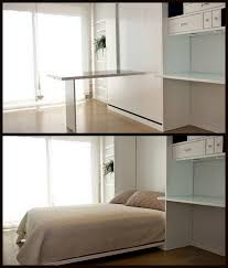 pull down desk bed best home furniture decoration