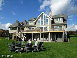 Lakefront Home Designs by Lakefront Deep Creek Real Estate Deep Creek Lake Homes For Sale