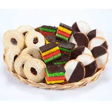 kosher gift baskets gift baskets sympathy cookie platter kosher gift basket