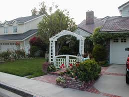 nice arbor trellis u2013 outdoor decorations