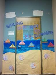 classroom door for summer the eibi pinterest classroom door