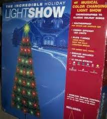 gemmy lightshow gemmy musical lights christmas tree the