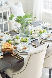Fall Table Settings by Easy Fall Table Idea Caramel Apple Place Settings Kelley Nan