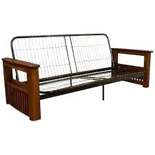 futon frame full size fold hardwood arden solid u2013 wedunnit me