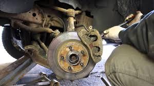 wheel bearing 98 ford ranger youtube
