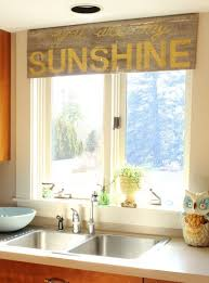 Bathroom Window Valance by Dress Your Windows With These 19 Curtain Alternatives Brit Co