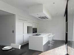 ilot cuisine blanc l ilot central le cœur de la cuisine