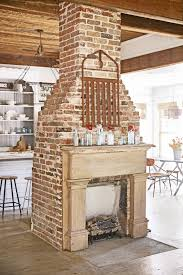 How To Cover Brick Fireplace by 40 Fireplace Design Ideas Fireplace Mantel Decorating Ideas