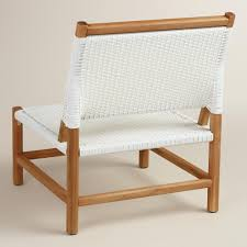 World Market Outdoor Chairs wood sirmione outdoor chair set of 2 world market